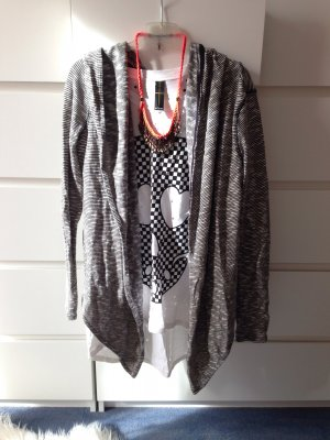 Review cardigan gestreift wie neu