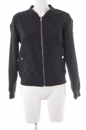 Review College Jacket black college style