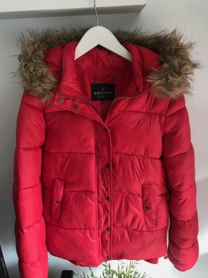 Review Daunenjacke xs