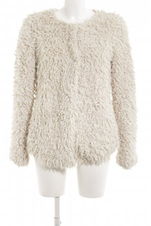 Review Fur Jacket multicolored casual look