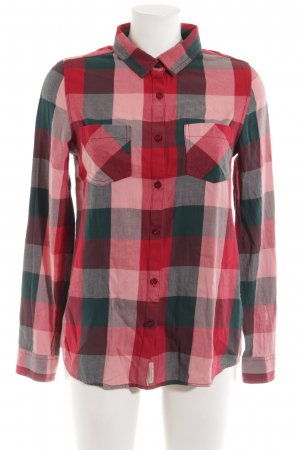 Review Lumberjack Shirt red-black check pattern casual look