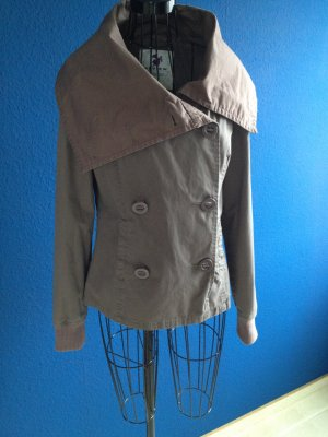 Review Veste mi-saison multicolore coton