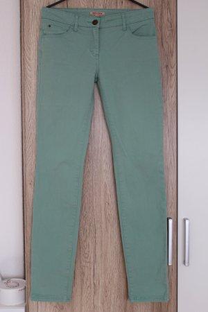 Review Jeans grün Jeanshose M 38/40 mintgrün demin Hose