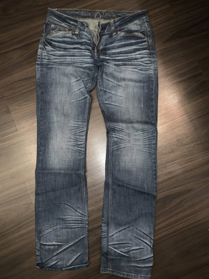 Review Jeans Stone washed