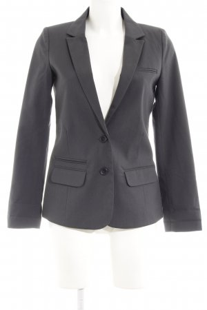 Review Jerseyblazer anthrazit Business-Look