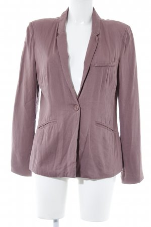 Review Jerseyblazer blasslila Business-Look