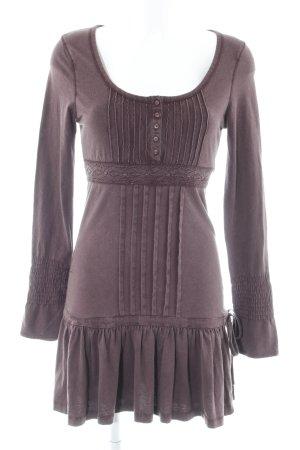 Review Jerseykleid purpur Casual-Look