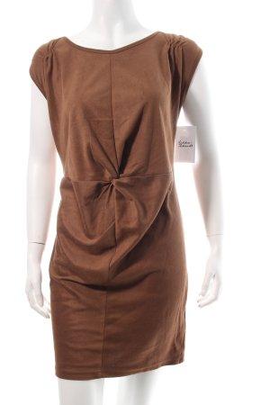 Review Kleid braun