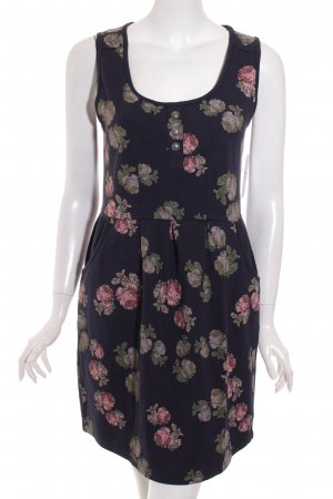 Review Kleid florales Muster Casual-Look