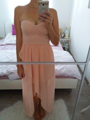 Review Kleid rose rosa Blogger Vintage 34 36 XS S
