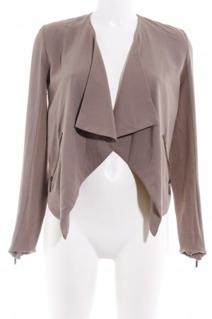 Review Kurz-Blazer beige Casual-Look