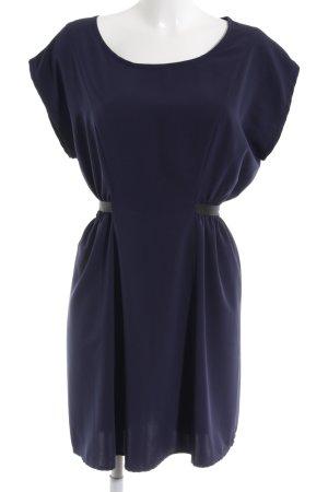 Review Minikleid dunkelblau-schwarz Elegant