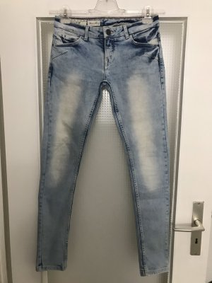 Review Minnie Skinny Jeans Hose Push Up S neu