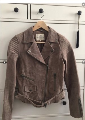 Review Nappa Leather Jacket