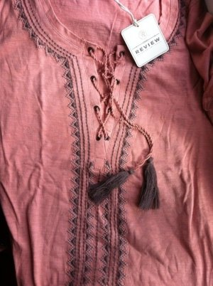 Review neu Shirt Folk S 36 Boho Landhaus