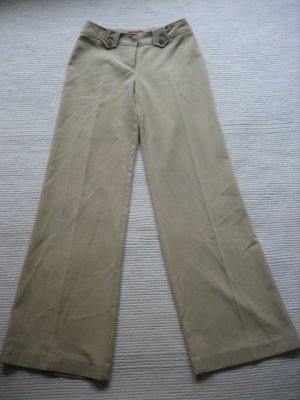 Review Marlene Trousers sand brown polyester