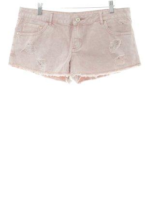 Review Shorts altrosa-rosé Casual-Look