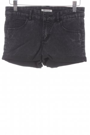 Review Shorts grau Used-Optik