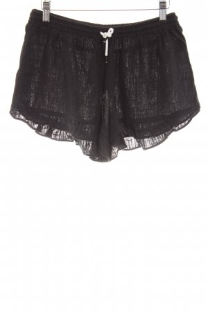 Review Shorts schwarz Casual-Look