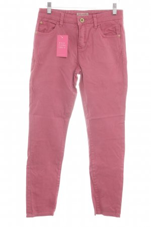 Review Skinny Jeans pink Casual-Look
