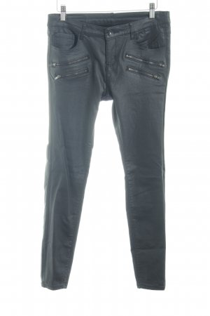 Review Skinny Jeans schwarz Casual-Look