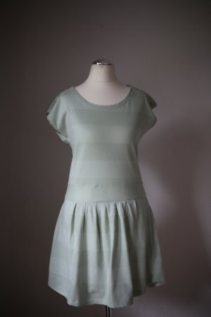Review Sommerkleid / Minikleid in Mint