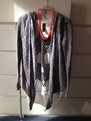 Review strickcardigan gestreift wie neu