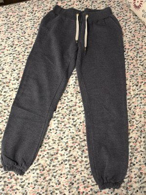 Review Pantalone fitness blu scuro