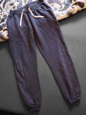 REVIEW Sweatpants – Dunkelblau