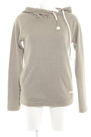 Review Sweatshirt grüngrau Casual-Look