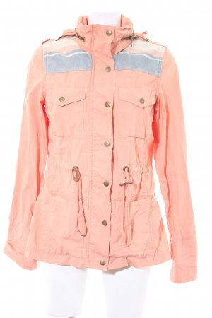 Review Übergangsjacke apricot Casual-Look