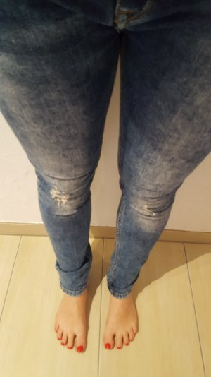 Reviewjeans Review Jeans Zerrissen Röhrenjeans