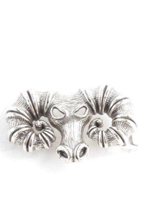 RH Riemgesp zilver extravagante stijl