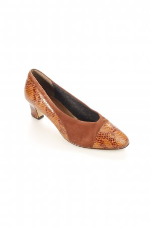 Rheinberger Pumps brown classic style