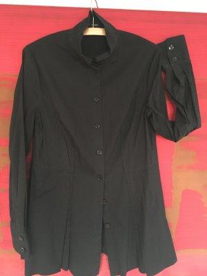 Riani Baumwollbluse in schwarz