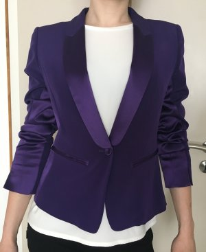 Riani Blazer smoking viola scuro