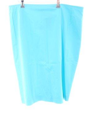 Riani Bleistiftrock blau Casual-Look