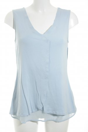 Riani Blusentop hellblau schlichter Stil