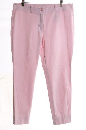 Riani Bandplooibroek roze casual uitstraling