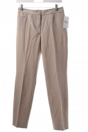 Riani Bundfaltenhose hellbeige Business-Look