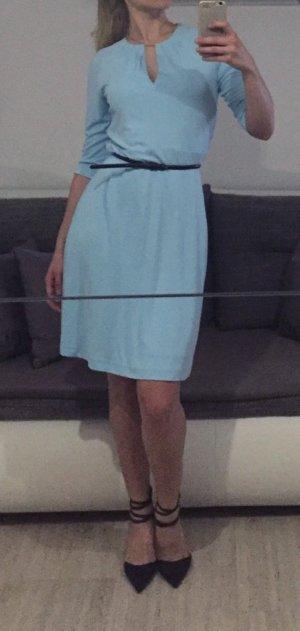 RIANI elegantes Kleid Aqua, selten! Gr. 36/S OVP 349 Euro
