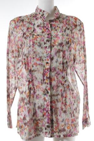Riani Hemd-Bluse Farbtupfermuster Street-Fashion-Look