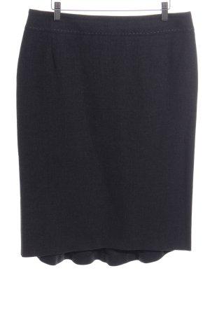 Riani High Waist Skirt black business style