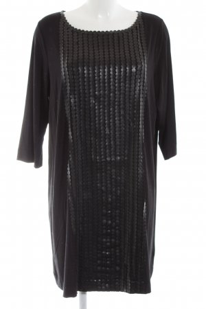 bc00e7357120 Riani Jerseykleid schwarz Elegant