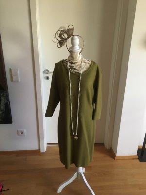 Riani Sheath Dress green grey