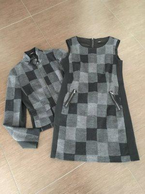 RIANI Kostüm Jacke + Kleid 38 Herbstmode - NP 750€