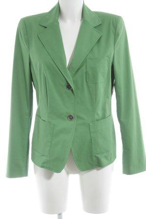 Riani Kurz-Blazer grün klassischer Stil