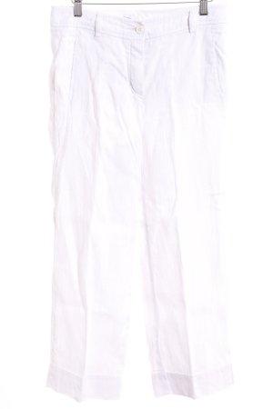 Riani Linnen broek wit casual uitstraling