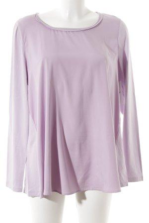 Riani Lang shirt mauve casual uitstraling