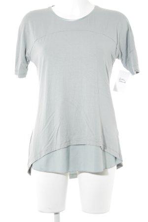 Riani Longshirt graugrün Casual-Look